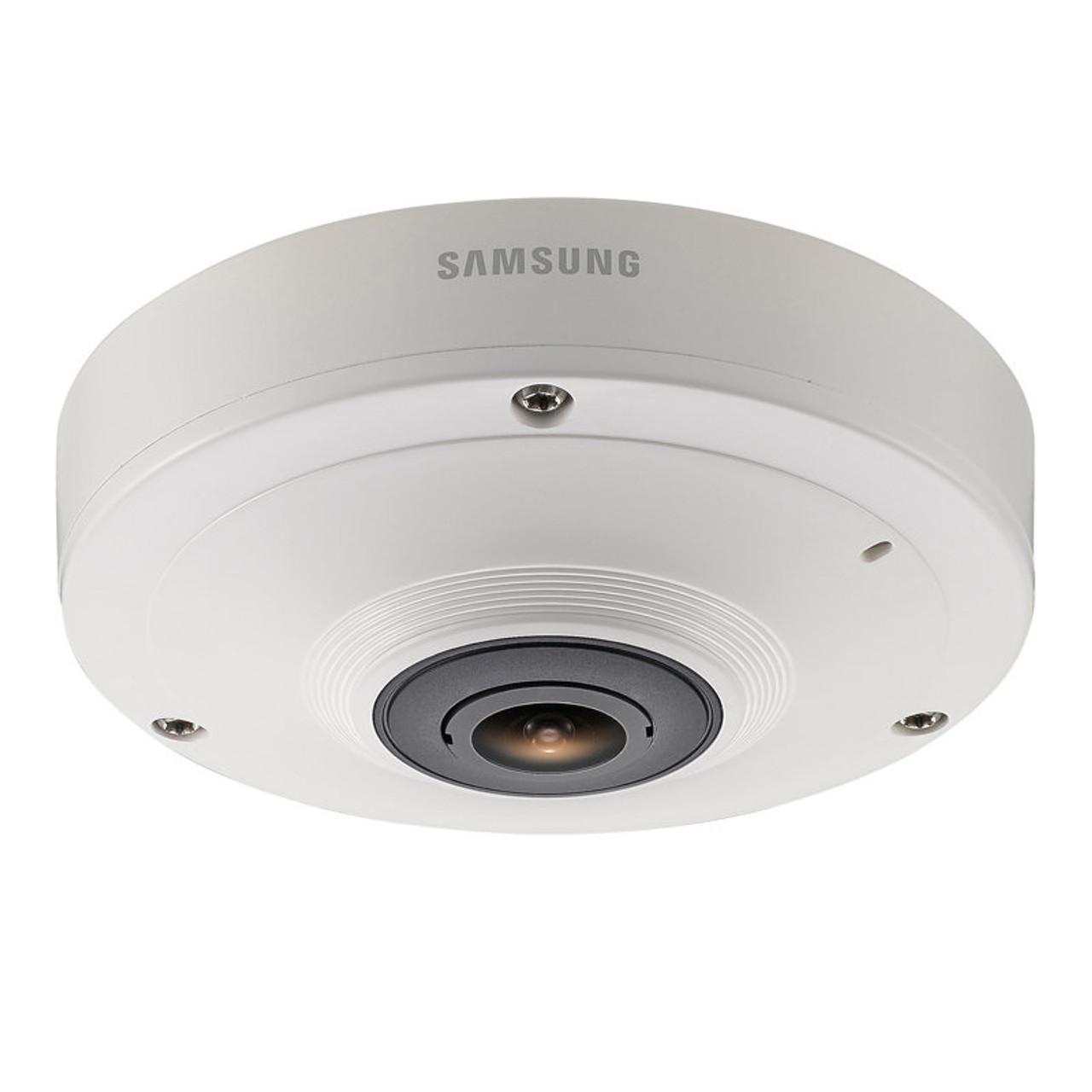 Samsung SNF-7010V Outdoor 1080P HD 360-degree Fisheye IP Security Camera