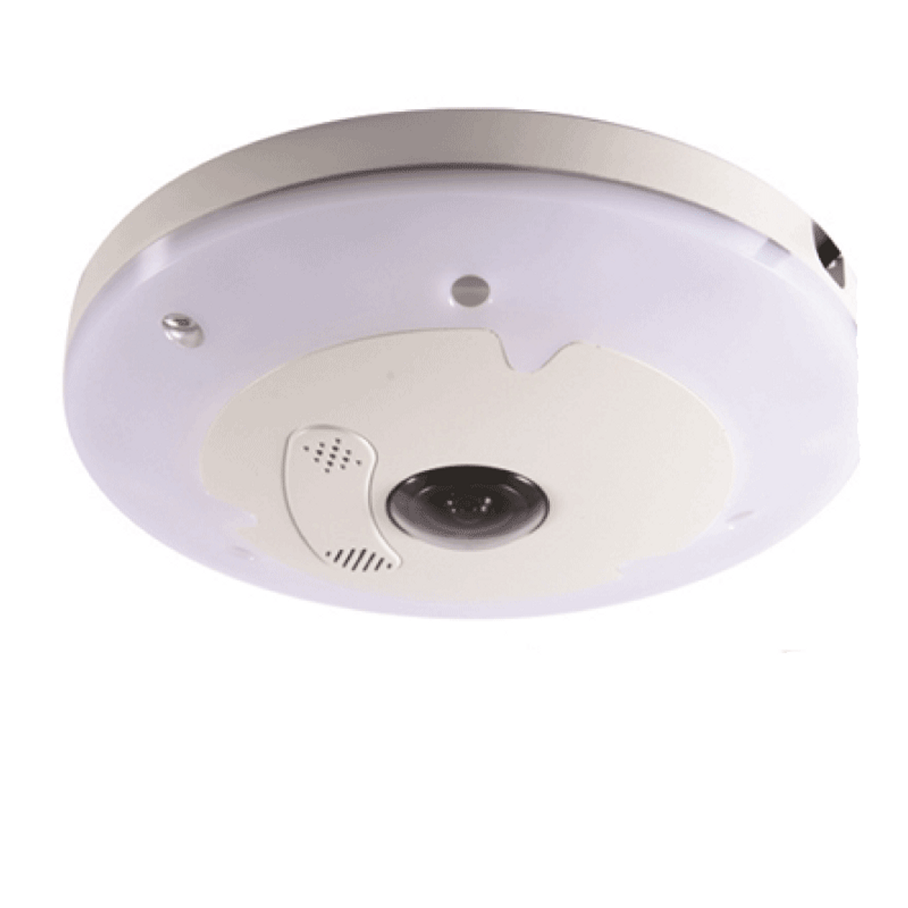 Geovision GV-FE3403 3MP Fisheye 360-degree Indoor IR Dome IP Security Camera