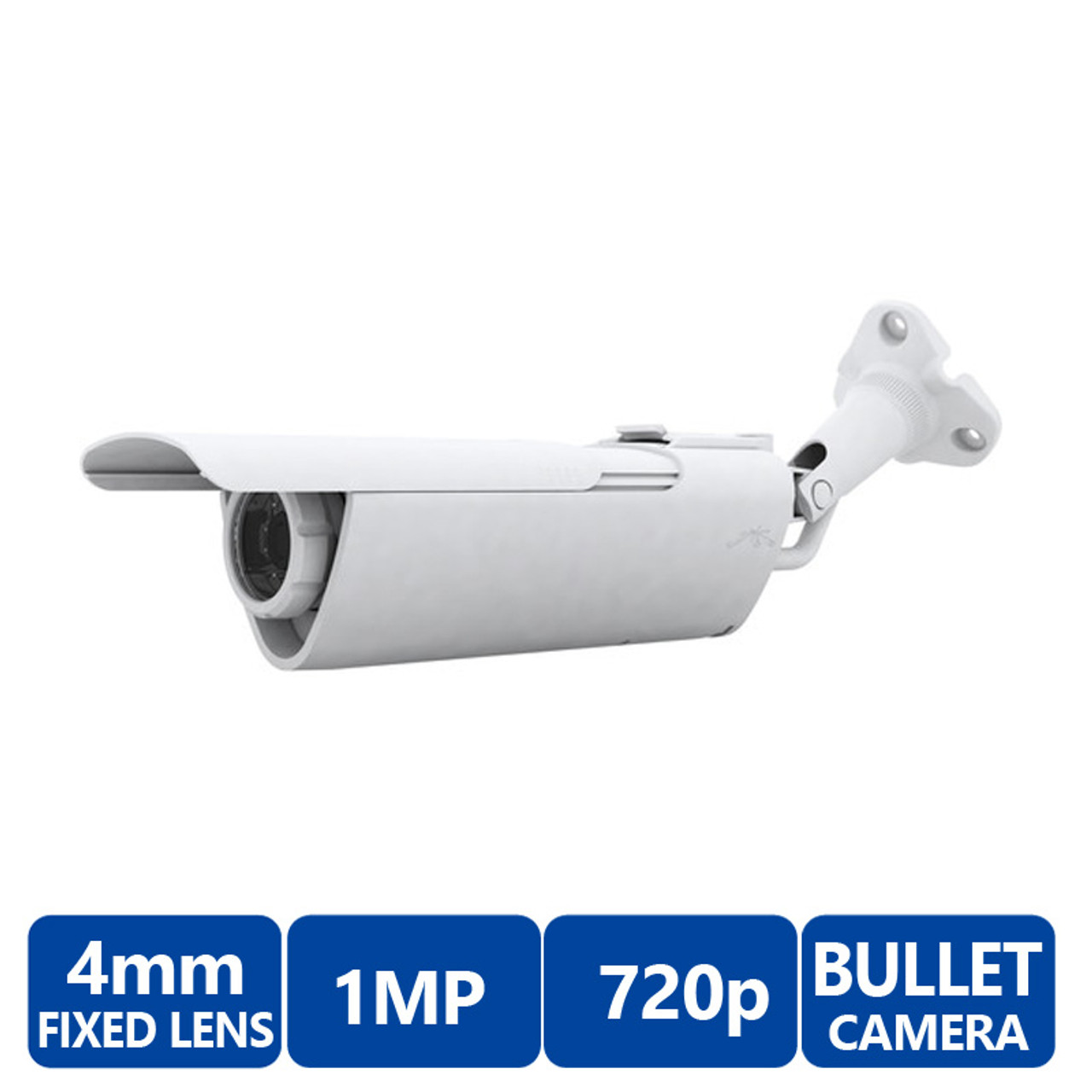 Ubiquiti AIRCAM airCam 1MP Outdoor Bullet IP Security Camera