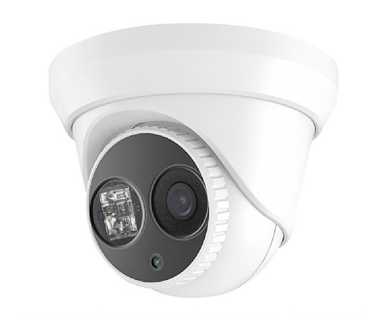 CMIP1022-28 HD IP 2MP 1080P 2.8mm Wide Lens 100ft IR Turret Dome Network Camera