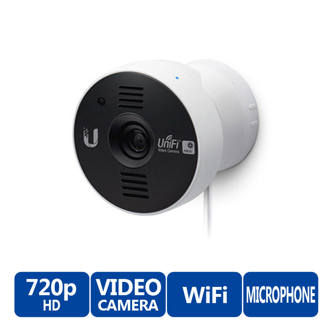 Ubiquiti UVC-MICRO-US UniFi Micro-Size 720P HD IP Security Camera