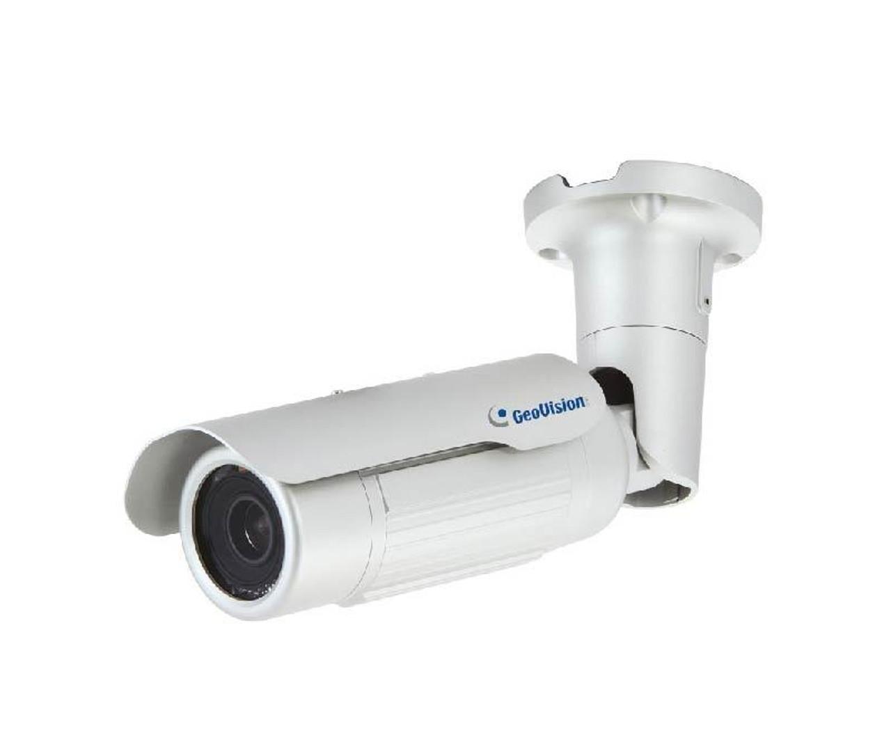 GeoVision GV-EBL2111 2MP H.264 4.3X Zoom Super Low Lux WDR IR Bullet IP Camera
