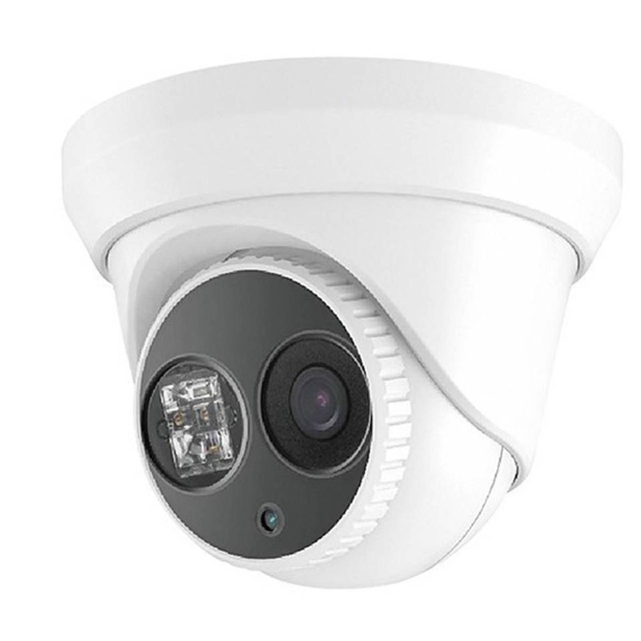 LTS Platinum Matrix IR Turret Network IP Camera 4.1MP CMIP1142W-6 6mm