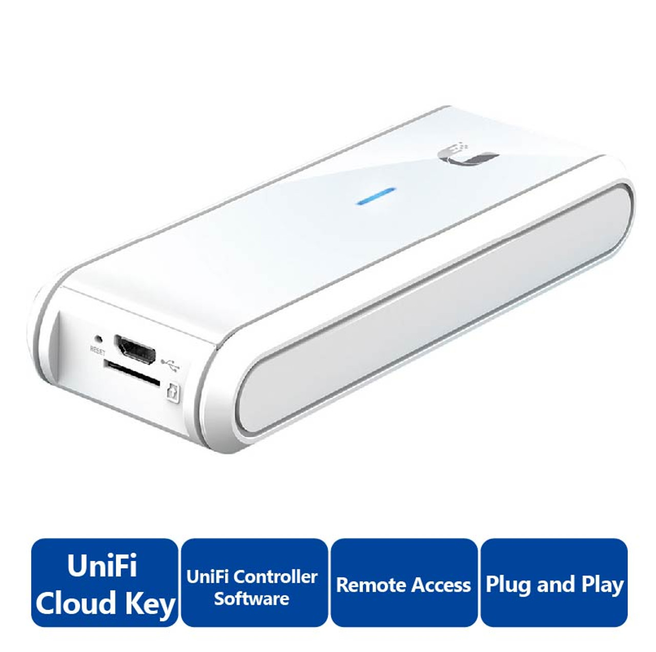 Ubiquiti UC-CK-US UniFi Cloud Key - Remote Access, UniFi Controller Software
