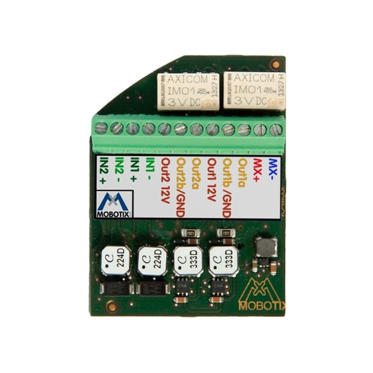 MOBOTIX MX-Opt-IO1 Module for Connection /& Terminal Boards