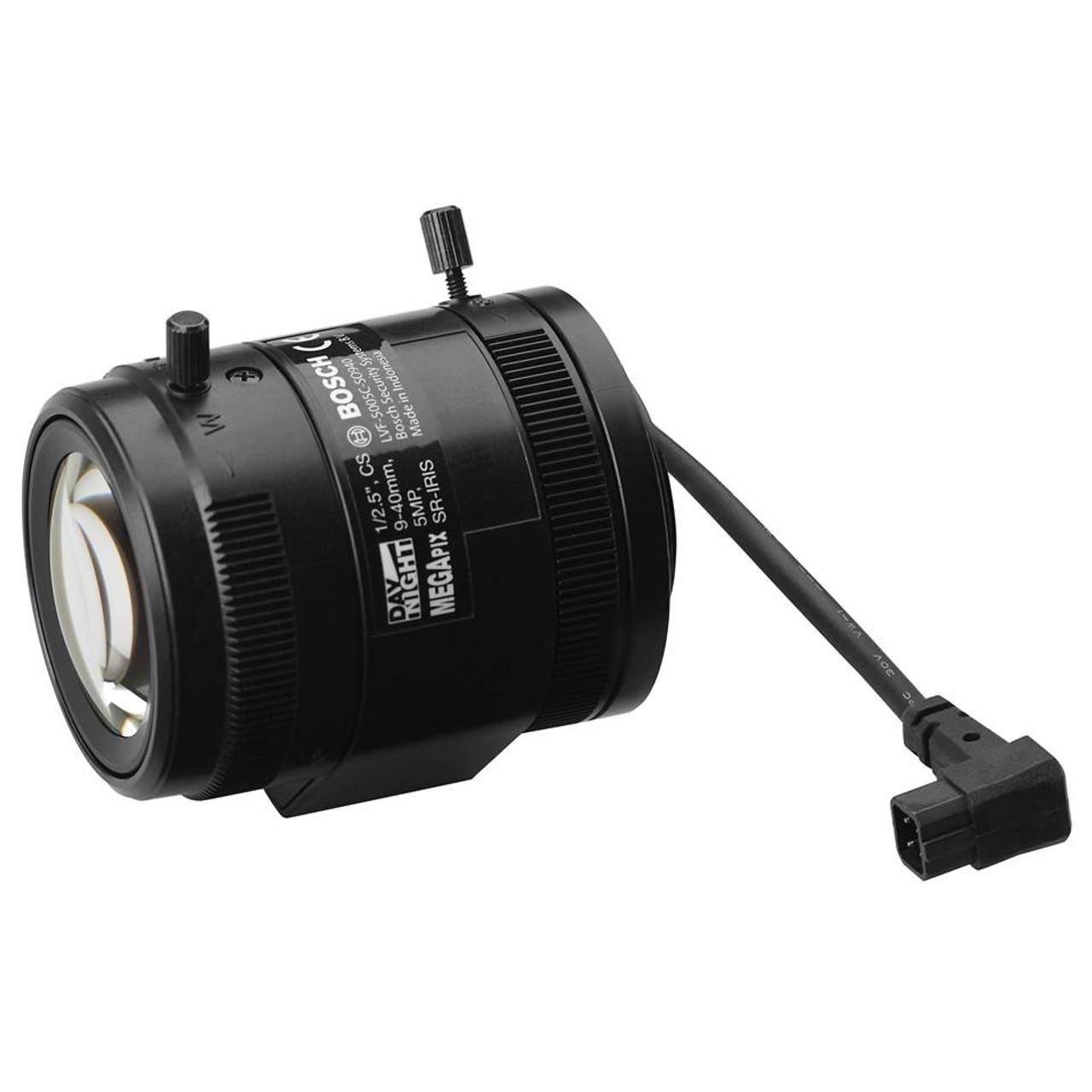 Bosch LVF-5005C-S4109 5Mp SR-Iris Varifocal IR Lens 4.1-9mm