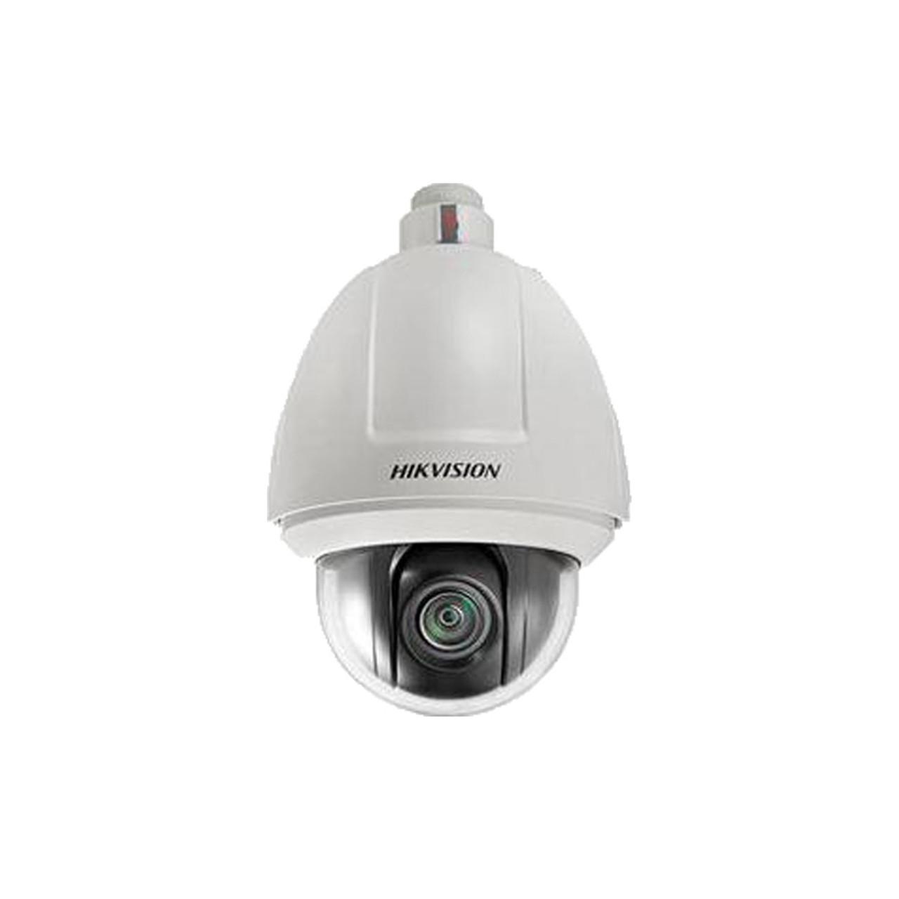NEW HIKVISION-USA 23X Outdoor IR Hybrid IP Network//Analog PTZ Speed Dome Camera