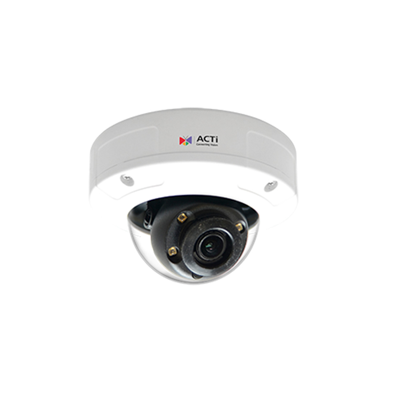 ACTi A92 3MP IR H 265 Outdoor Mini Dome IP Security Camera