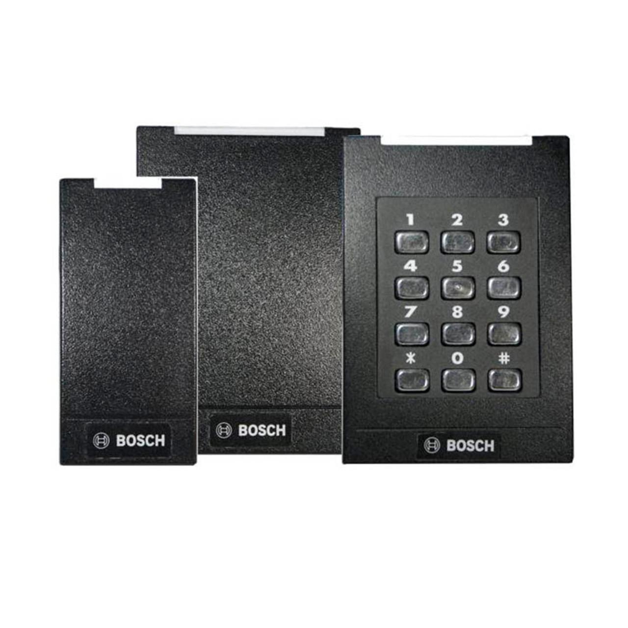 Bosch ARD-SER10-WI iCLASS/MIFARE RFID Proximity Card Reader - Wiegand,  13 56 MHz
