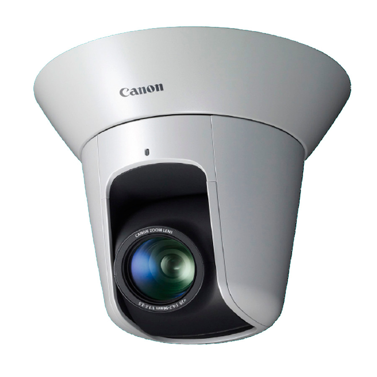 AXIS Canon VB-M44 1 3MP Indoor PTZ IP Security Camera 2542C001 - 20x  Optical Zoom, Silver