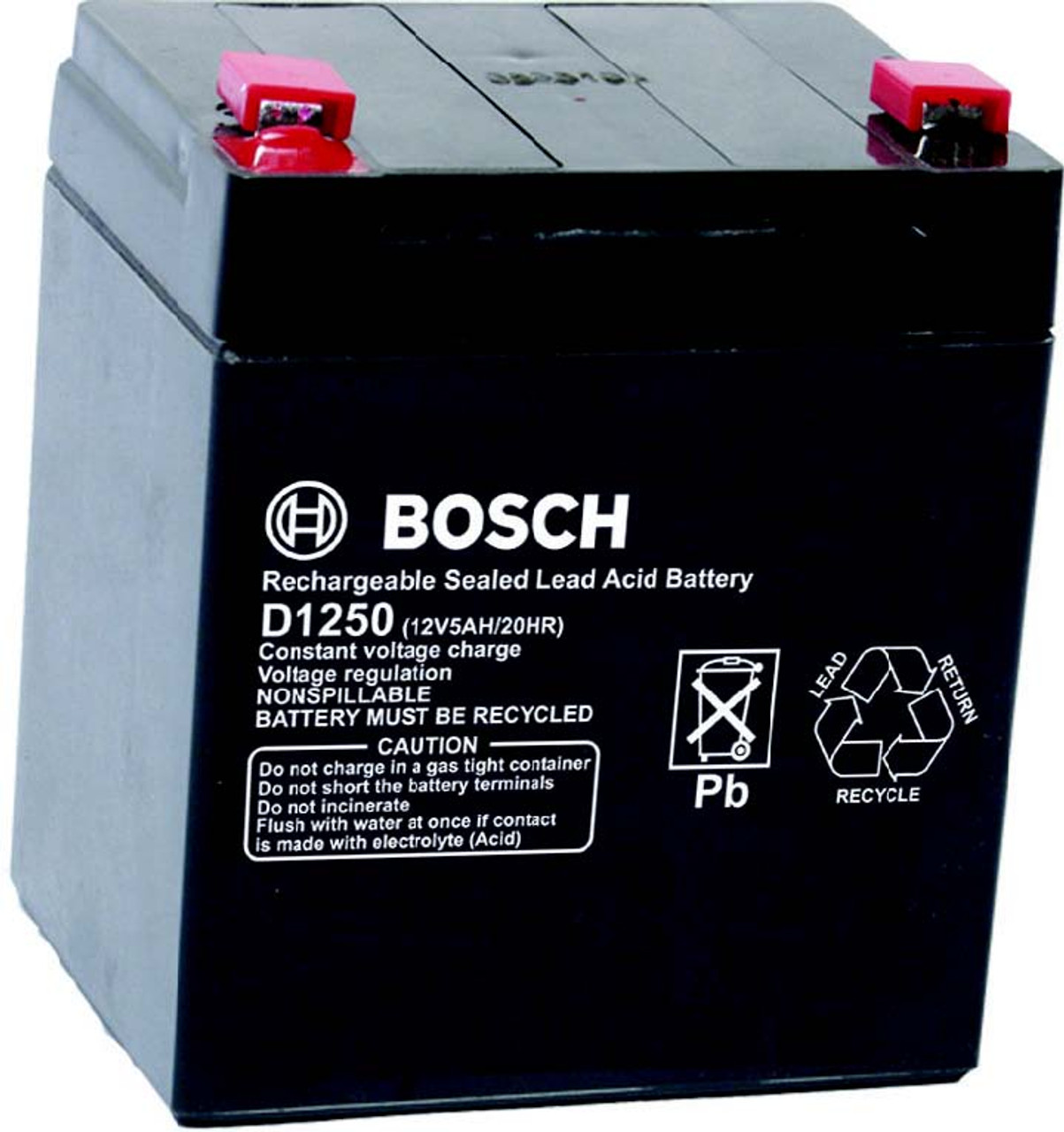 12v 5ah Battery >> Bosch D1250 12v 5ah Battery
