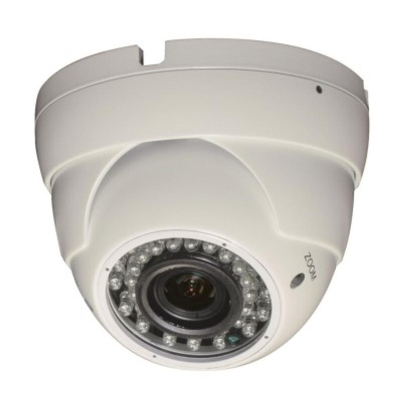 Lts Cmsd2023a 2mp Ir Turret Hd Cctv Security Camera