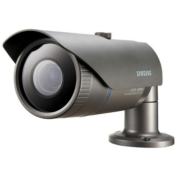 Samsung SCO-2080 600TVL Indoor/Outdoor Bullet CCTV Analog Security Camera