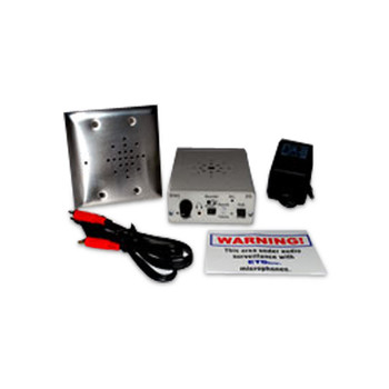 ETS STW3 Single Zone 2 way Audio Surveillance Kit