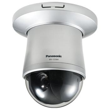 Panasonic WV-CS584 Super Dynamic 6 PTZ IP Security Camera