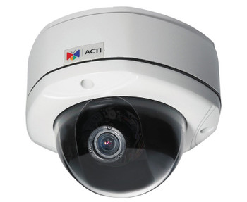 ACTi KCM-7311 4MP Outdoor Dome IP Security Camera