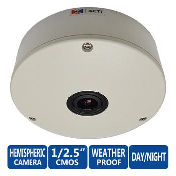 ACTi KCM-7911 Outdoor 4 Megapixel Hemispheric Security Camera