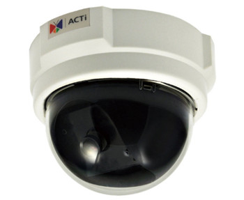 ACTi E51 720P HD Indoor Dome IP Security Camera