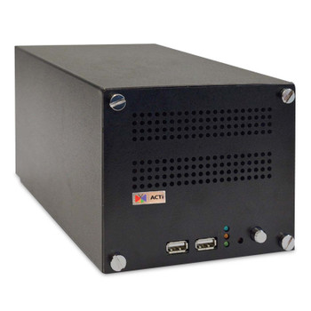 ACTi ENR-1000 4-Channel NVR Network Video Recorder - No HDD included
