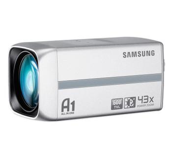Samsung SCZ-3430 600TVL Indoor Box CCTV Analog Security Camera - 43x Optical Zoom