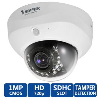 Vivotek FD8135H WDR IR Day/Night HD Security Camera