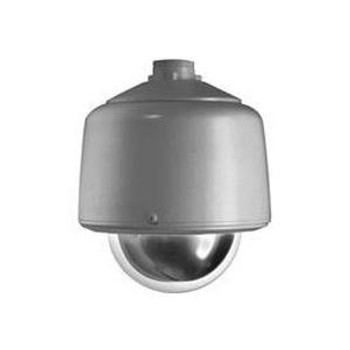 Pelco DF5-PG-E1 Outdoor Clear Bubble Dome Pendant Housing - with Heater and Sun Shield