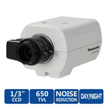 Panasonic WV-CP300 650 TVL CCTV Security Camera
