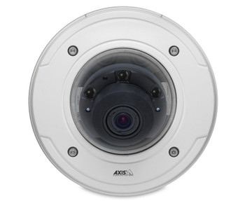 AXIS P3364-LVE 1MP IR Outdoor Dome IP Security Camera 0473-001