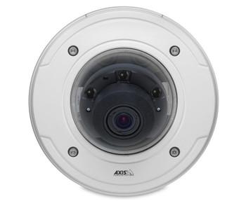 AXIS P3364-LVE 1MP IR Outdoor Dome IP Security Camera 0473-001