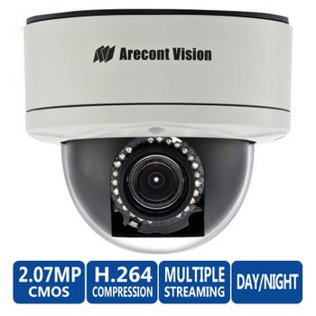 Arecont Vision AV2255AMIR-AH Infrared 1080p IP Security Camera