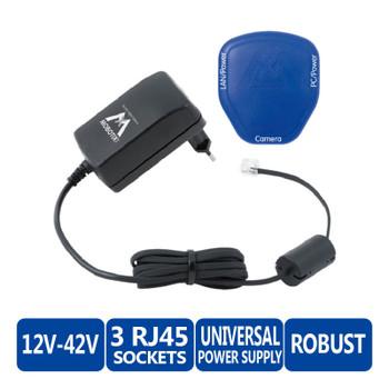 MOBOTIX MX-NPA-POE-SET-INT Power Adapter PoE Set