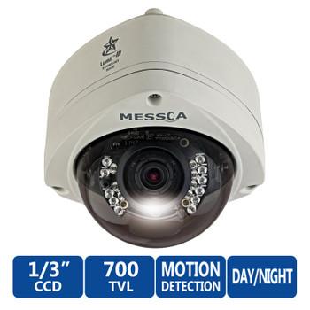 Messoa SDR437 Outdoor IR Day/Night 700tvl Dome Security Camera