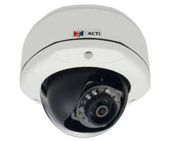 ACTi E73A 5MP IR Day/Night WDR Dome IP Security Camera
