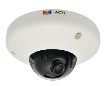 ACTi E91 1MP WDR Indoor Mini Dome IP Security Camera
