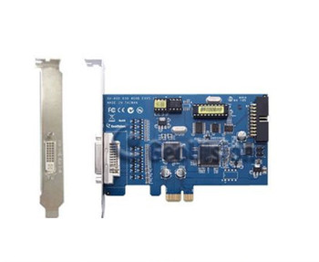 Geovision GV600-8 8-Channel PCI Express Digital Video Recorder Card 55-G60EX-080