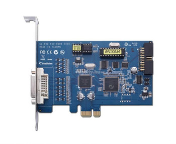 Geovision GV-650-16 16-Channel PCI-E Digital Video Recorder Card (60fps) 55-G65EX-160