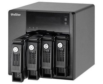 QNAP VS-4108-PRO+ VioStor 8ch Network Video Recorder - 4-Bay