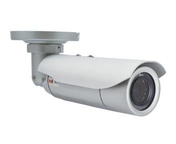 "ACTi E44A 2MP Indoor/Outdoor IR Bullet IP Security Camera - 2.8~12mm Varifocal Lens, IR LED, 1/2.8"" CMOS, Day/Night, Weatherproof, Vandal Proof"