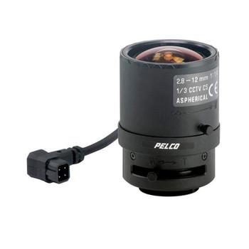 Pelco 13VD2.8-12 2.8-12mm Varifocal Auto iris CCTV Lens
