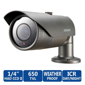 Samsung SCO-3080R Outdoor WDR 650tvl IR Bullet Security Camera