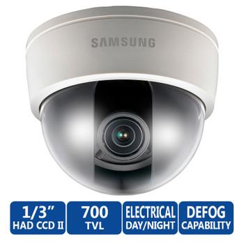 Samsung SCD-2082 700tvl Day/Night Dome CCTV Security Camera