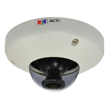 ACTi E96 5MP Indoor 360° Fisheye Camera - WDR