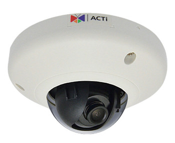 ACTi E93 5MP Indoor Mini Dome IP Security Camera - WDR