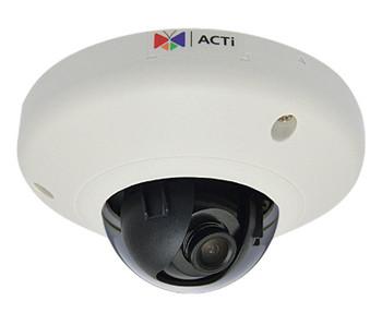 ACTi E95 2MP Indoor Mini Dome IP Security Camera - SLLS