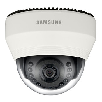 Samsung SND-6011R 1080P HD Indoor Dome IP Camera - IR Day/Night