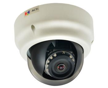 ACTi B53 3MP Indoor IR Dome IP Security Camera