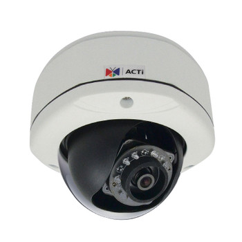 ACTi E77 Outdoor IR Dome 10MP Network Security Camera