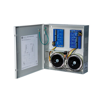 Altronix AL168600CB 8 PTC Outputs Power Supply - 16VAC @ 40A, 115VAC