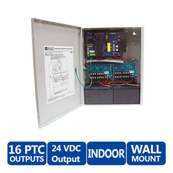 Altronix AL1024ULXPD16CB 16 PTC Outputs
