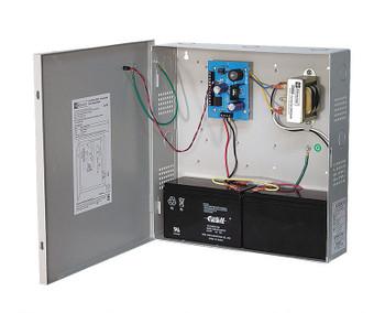 Altronix AL125UL 2 PTC Outputs Power Supply - 12/24VDC @ 1A